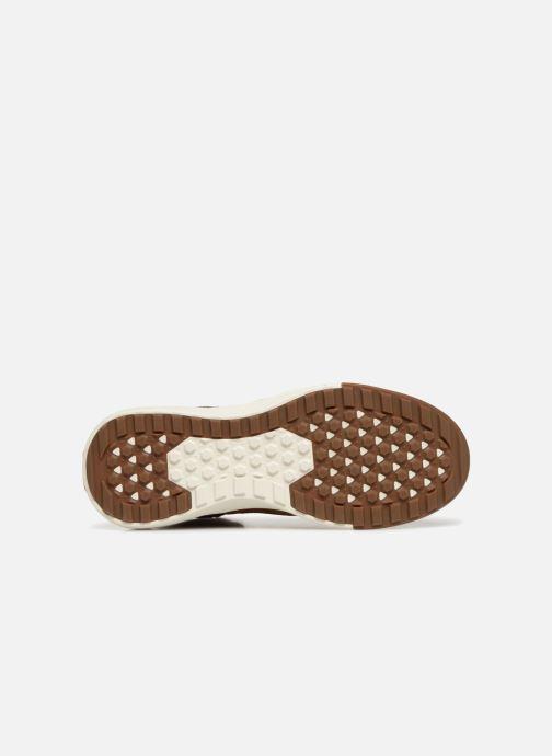 Sneakers Vans UltraRange Hi MTE Arancione immagine dall'alto