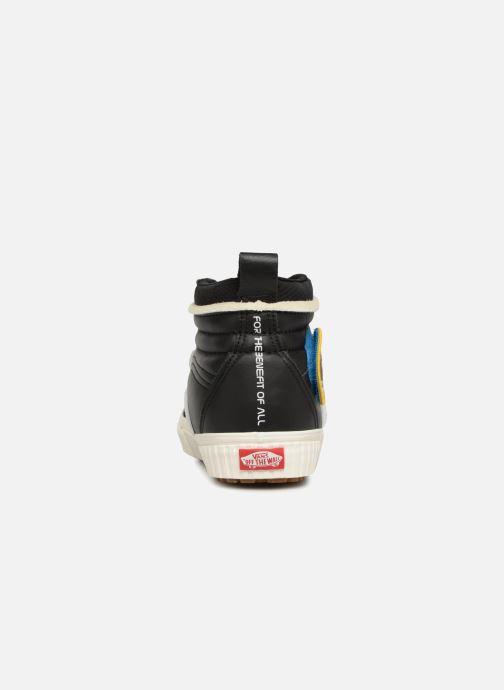 Sneakers Vans SK8-Hi 46 MTE DX Nero immagine destra