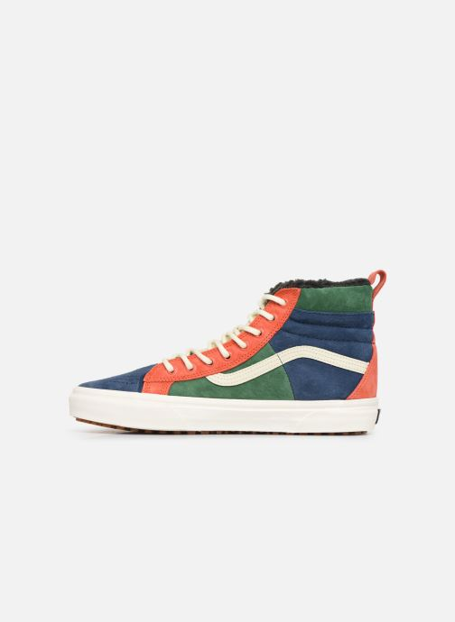 Baskets Vans SK8-Hi 46 MTE DX Multicolore vue face