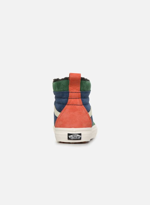 Trainers Vans SK8-Hi 46 MTE DX Multicolor view from the right
