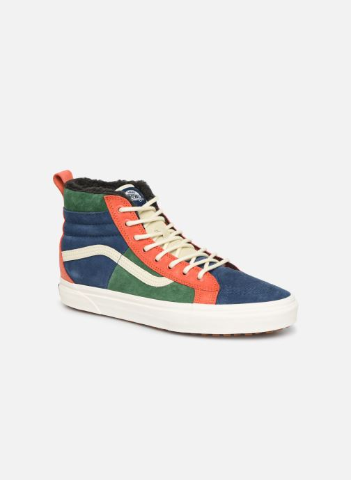 Baskets Vans SK8-Hi 46 MTE DX Multicolore vue détail/paire