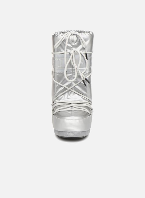Moon Stiefel Classic Plus Met (silber) - Sportschuhe Sportschuhe - bei Más cómodo 30c31d