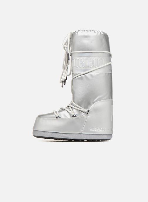 Sportschoenen Moon Boot Classic Plus Met Zilver voorkant