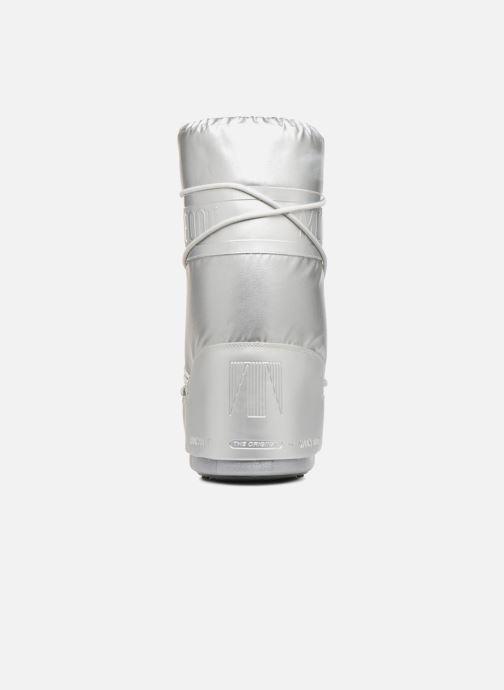 Sportschoenen Moon Boot Classic Plus Met Zilver rechts