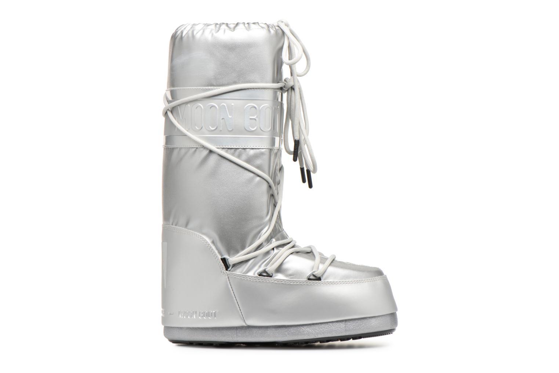 Chaussures de sport Moon Boot Classic Plus Met Argent vue derrière