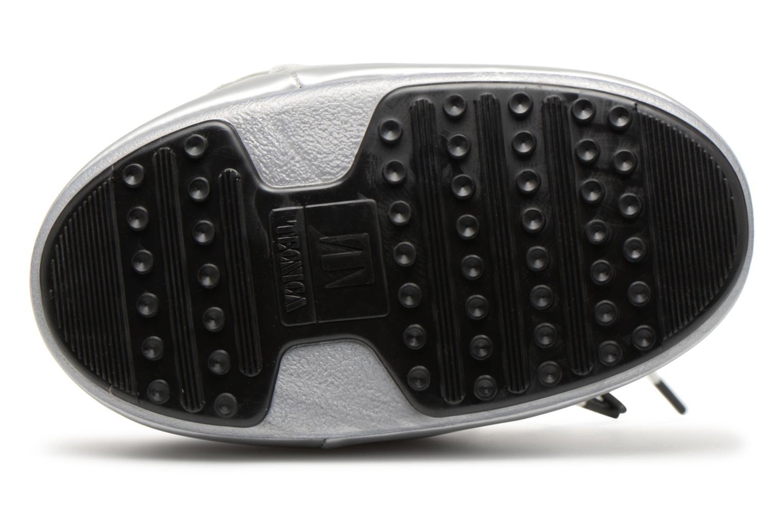 Chaussures de sport Moon Boot Classic Plus Met Argent vue haut
