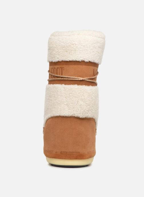 Chaussures de sport Moon Boot Moon Boot Wool Blanc vue droite
