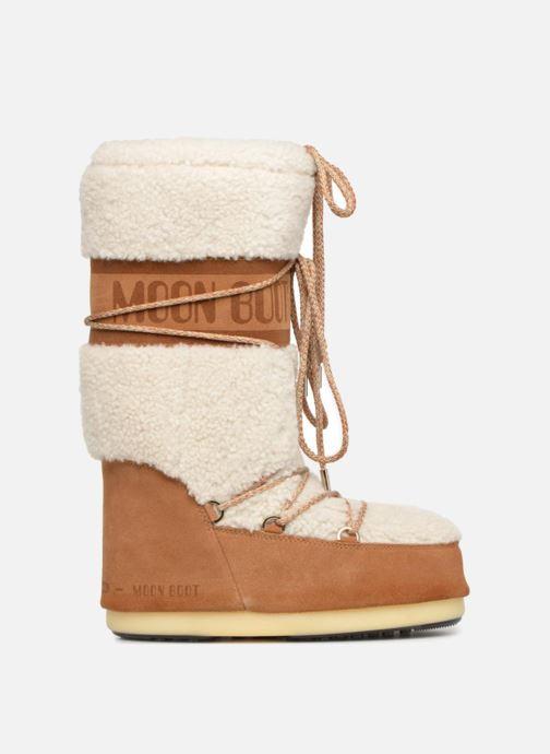 Chaussures de sport Moon Boot Moon Boot Wool Blanc vue derrière
