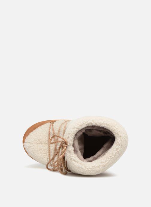 Chaussures de sport Moon Boot Moon Boot Wool Blanc vue gauche