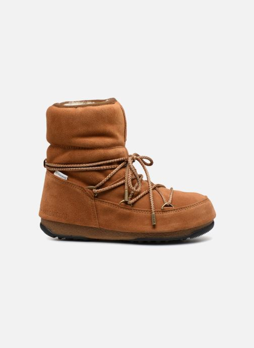 Scarpe sportive Moon Boot Moon Boot Low Suede Wp Marrone immagine posteriore