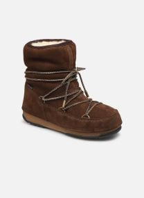 Chaussures de sport Femme Moon Boot Low Suede Wp