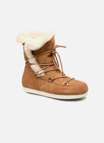 Scarpe sportive Donna Moon Boot Far Side HIigh Shearling