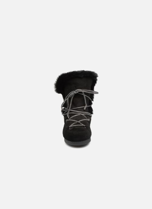 Sportschoenen Moon Boot Moon Boot Far Side HIigh Shearling Zwart model