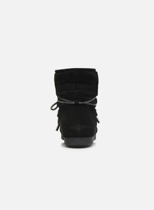 Zapatillas de deporte Moon Boot Moon Boot Far Side Low Shearling Negro vista lateral derecha