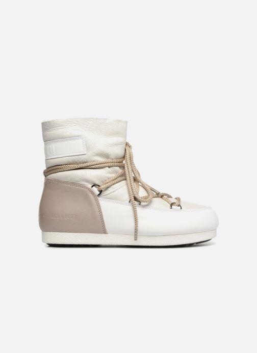Zapatillas de deporte Moon Boot Moon Boot Far Side Low Sh Pearl Blanco vistra trasera