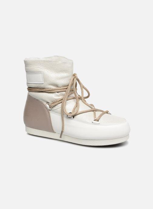 Chaussures de sport Moon Boot Moon Boot Far Side Low Sh Pearl Blanc vue détail/paire