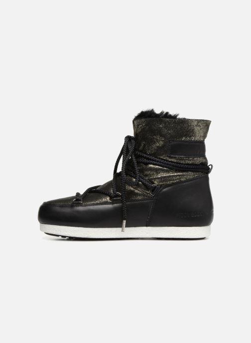Chaussures de sport Moon Boot Moon Boot Far Side Low Sh Stardust Noir vue face