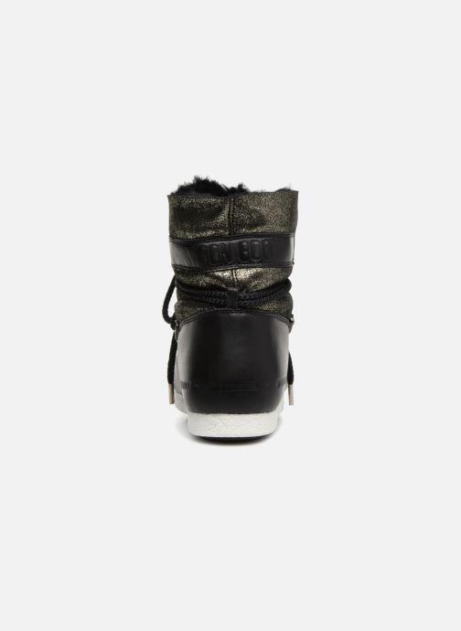 Chaussures de sport Moon Boot Moon Boot Far Side Low Sh Stardust Noir vue droite