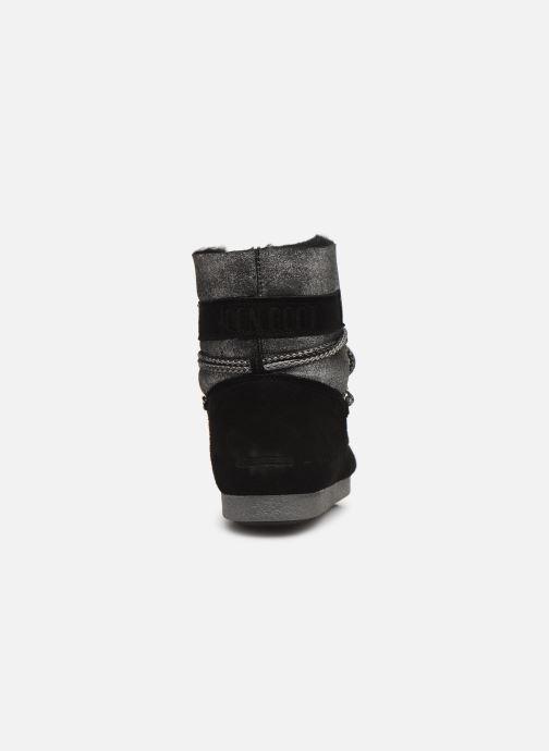 Zapatillas de deporte Moon Boot Moon Boot Far Side Low Sh Stardust Negro vista lateral derecha