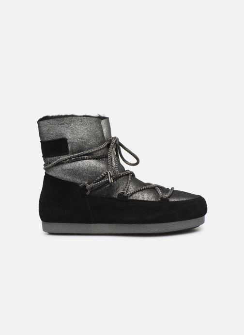 Sport shoes Moon Boot Moon Boot Far Side Low Sh Stardust Black back view