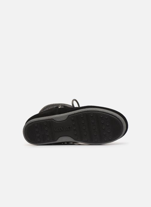 Sport shoes Moon Boot Moon Boot Far Side Low Sh Stardust Black view from above