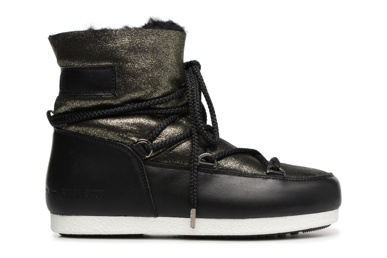 Chaussures de sport Moon Boot Moon Boot Far Side Low Sh Stardust Noir vue derrière