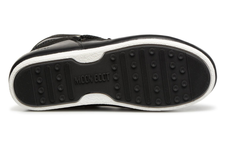 Chaussures de sport Moon Boot Moon Boot Far Side Low Sh Stardust Noir vue haut