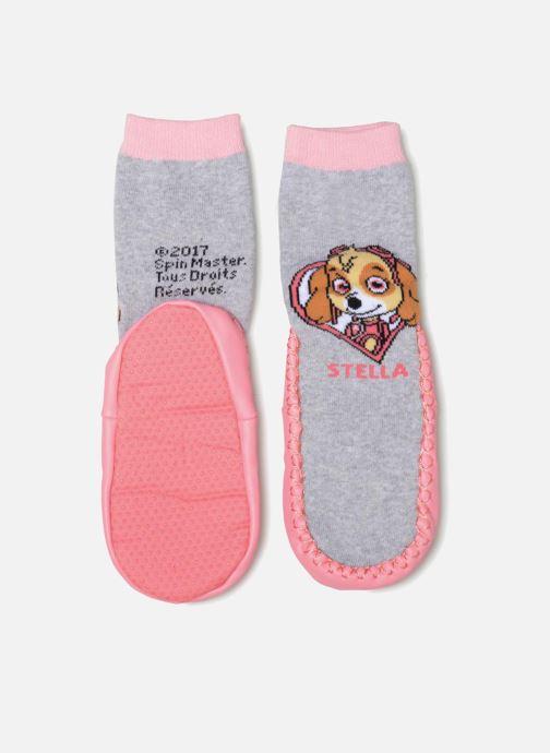 Sokken en panty's Disney Chaussons Chaussettes Indien Pat Patrouille Grijs detail