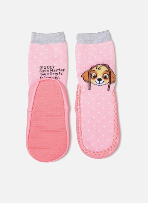 Socken & Strumpfhosen Disney Chaussons Chaussettes Indien Pat Patrouille rosa detaillierte ansicht/modell