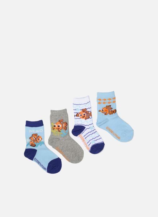 Socks & tights Disney Chaussettes Nemo Lot de 4 Blue detailed view/ Pair view