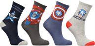 Chaussettes et collants Accessoires Captain America Lot de 4
