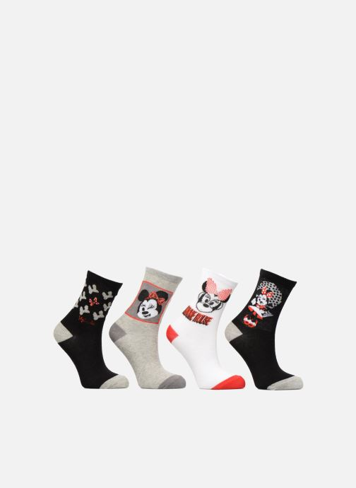 Socks & tights Disney Chaussettes Minnie Lot de 4 Grey detailed view/ Pair view