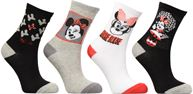 Chaussettes Minnie Lot de 4