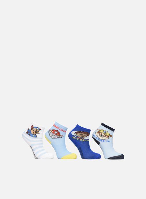 Chaussettes et collants Disney Chaussettes Pat Patrouille Lot de 4 Blanc vue détail/paire