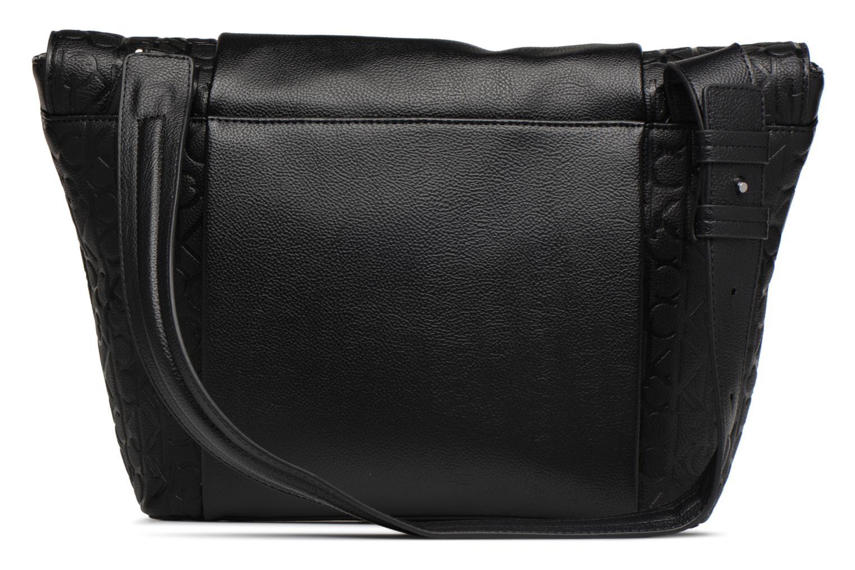 Sacs homme Calvin Klein MEDIUM SHOULDER BAG Noir vue face