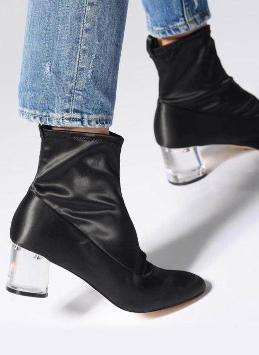 Bottines et boots Katy Perry The Jewls Noir vue bas / vue portée sac