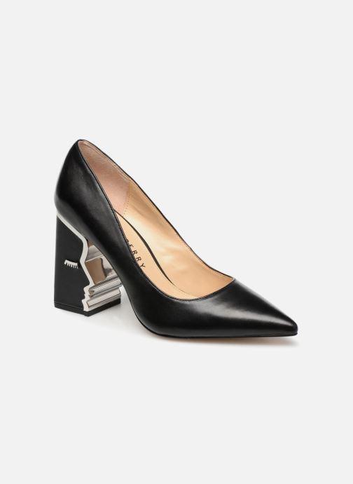 Høje hæle Katy Perry The Celina Sort detaljeret billede af skoene
