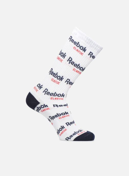 Chaussettes et collants Reebok CL Graphic Crew sock Gris vue détail/paire