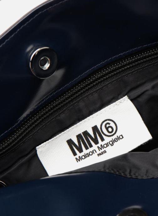 Sacs à main MM6 Martin Margiela BORSA Bordeaux vue derrière