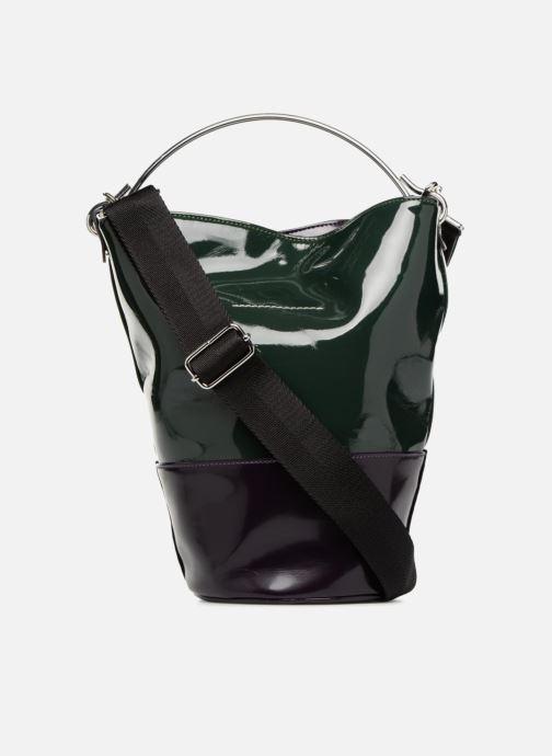 Handtaschen MM6 Martin Margiela BORSA schwarz ansicht von vorne