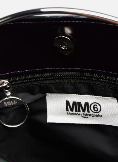 Sacs à main MM6 Martin Margiela BORSA Noir vue derrière