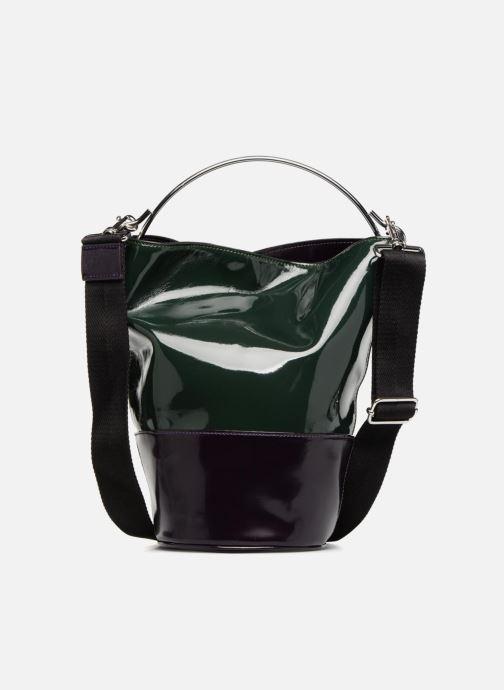 Handtaschen MM6 Martin Margiela BORSA schwarz detaillierte ansicht/modell