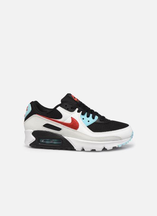 Sneaker Nike Wmns Nike Air Max 90 weiß ansicht von hinten