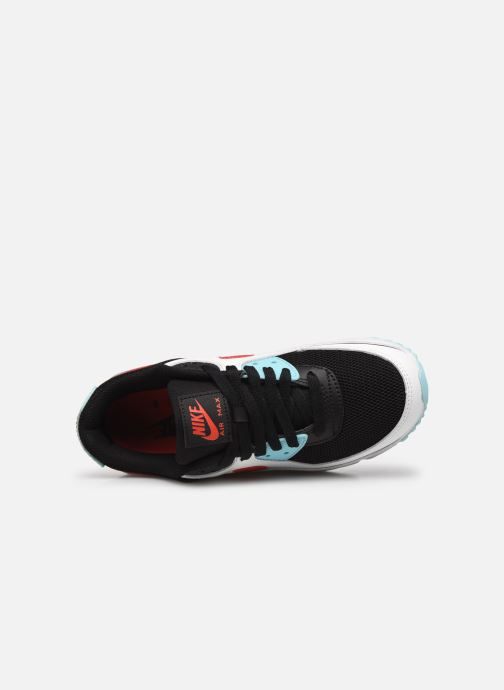Sneaker Nike Wmns Nike Air Max 90 weiß ansicht von links