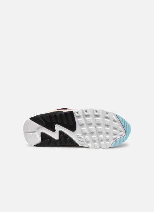 Sneaker Nike Wmns Nike Air Max 90 weiß ansicht von oben