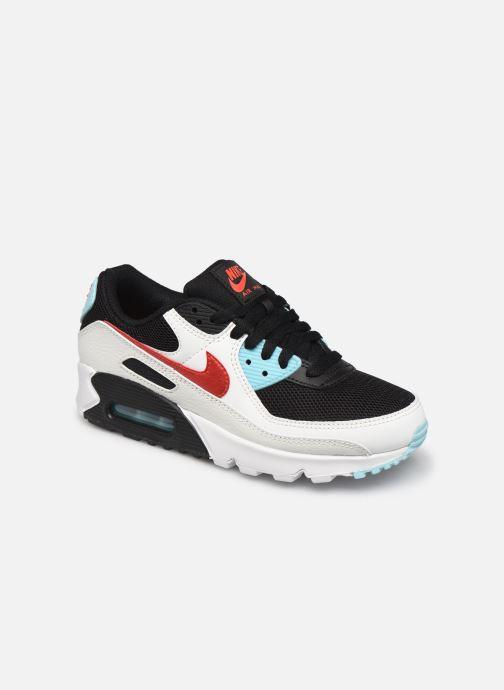 Sneaker Nike Wmns Nike Air Max 90 weiß detaillierte ansicht/modell