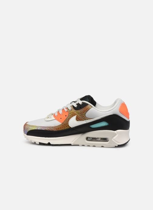 Sneakers Nike Wmns Nike Air Max 90 Hvid se forfra