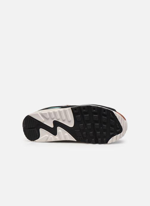 Baskets Nike Wmns Nike Air Max 90 Blanc vue haut