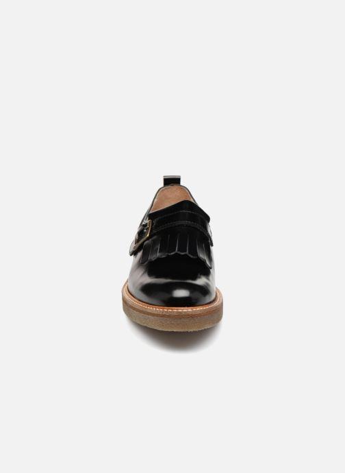 Mocassins Kickers OXILO Noir vue portées chaussures