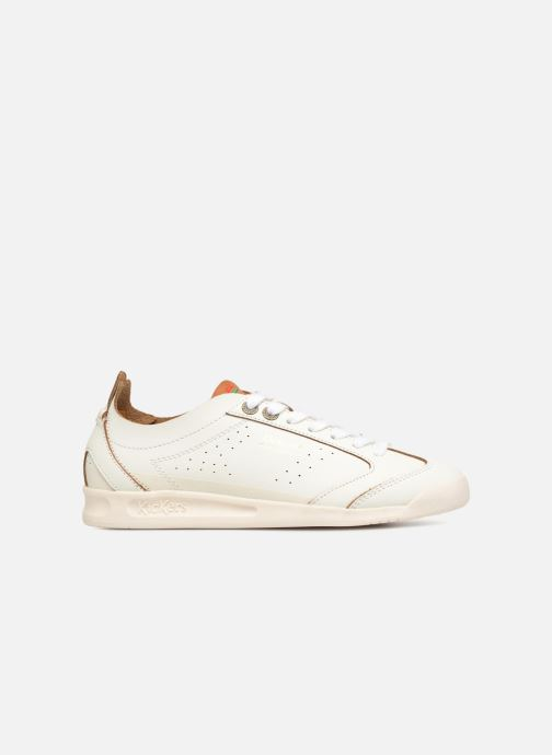 Sneakers Kickers KICK 18 WN Bianco immagine posteriore